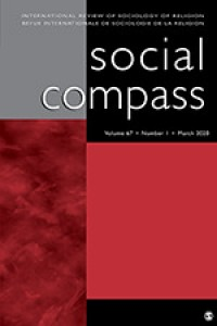 The paper by Zoltán Kmetty and Bulcsú Bognár has been published in Social Compass