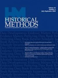 The paper of our members has been published in Historical Methods