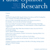 Article by Béla Janky has been published in International Journal of Public Opinion Research