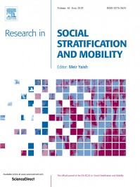 An article by Tamás Keller and Károly Takács is published in Research in Social Stratification and Mobility